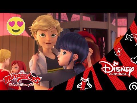 Miraculous: Biedronka i Czarny Kot - Impreza u Chloe