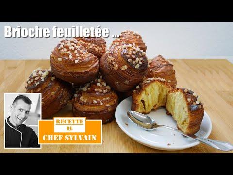 brioche-feuilletée---recette-par-chef-sylvain