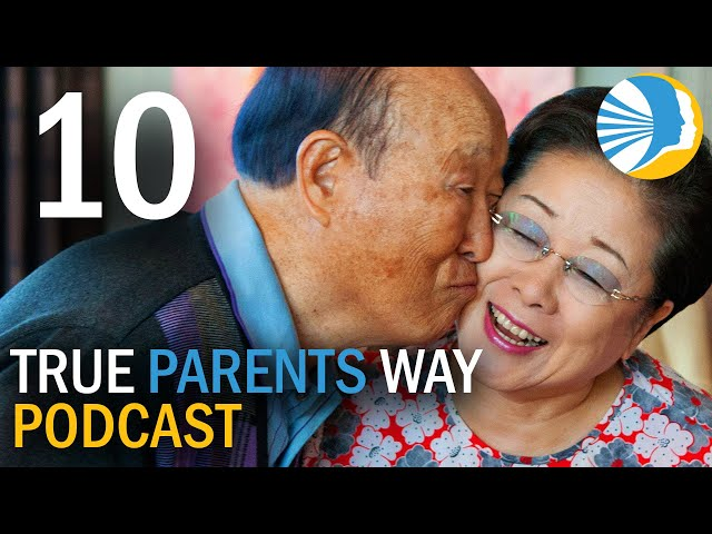 True Parents Way Podcast Episode 10 - Internal Preparation for Christmas 2