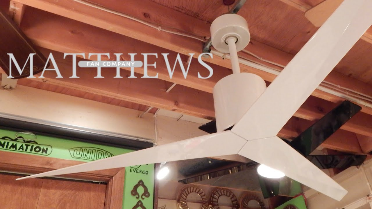 Matthews atlas fan company eliza ceiling fan youtube aloadofball Images
