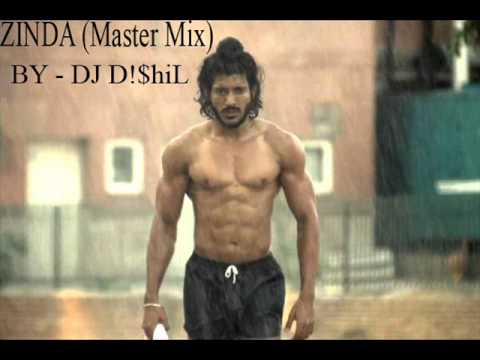 Zinda (Master Mix) - BY DJ D!$hiL