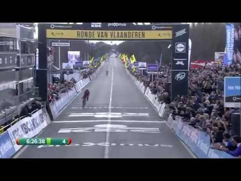 2015 Tour of Flanders - Final Kilometre