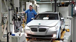 Как собирают BMW F10 на заводе в Германии(, 2016-12-16T10:09:13.000Z)