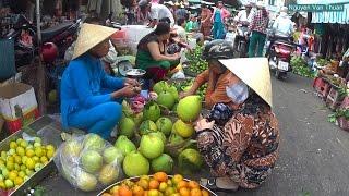 Vietnam || Soc Trang Market on the Lunar New Year 2017
