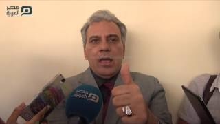 مصر العربية | جابر نصار: جامعة  القاهرة تتحدى شاومينج