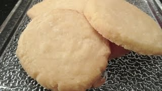 Fast & Easy Shortbread Recipe For Christmas Baking : Playing With Food: Christmas