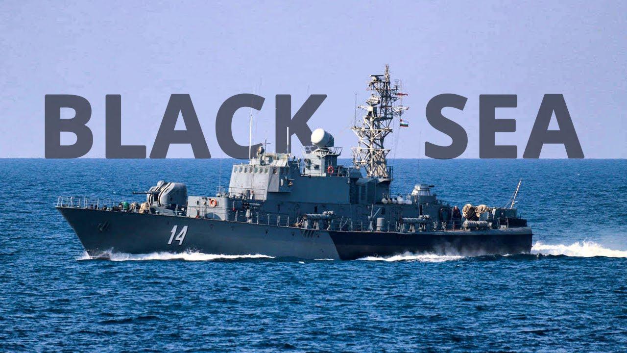 NATO Maritime Group •Train in the Black Sea • Sea Breeze 2020