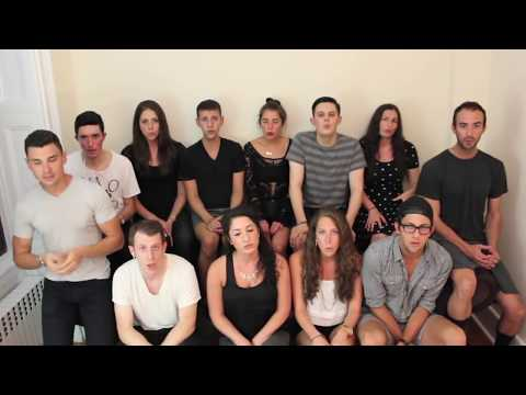 "BLACKOUT (NYC A Cappella) Presents ""You Oughta Know"" by Alanis Morissette"