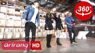 [360° Video] K.A.R.D(카드) _ Oh Na Na(오나나) _ [Sound K] dal.komm CONCERT