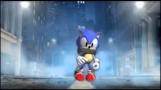 Sonic tańczy-Numa numa