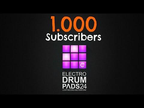 drum pads 24 легкие мелодии