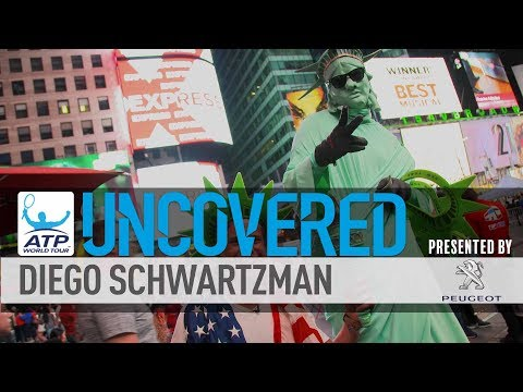 Schwartzman The Start Was Not Easy Uncovered 2017