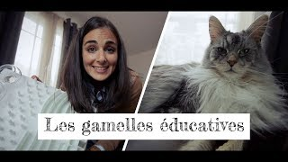 BLOG A POILS   LES GAMELLES EDUCATIVES