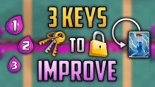 TOP 3 TIPS TO BECOME PRO IN CLASH ROYALE