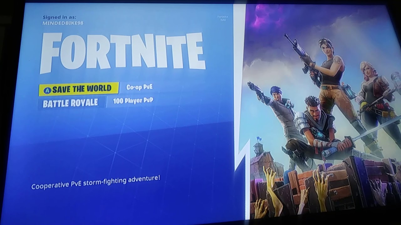 how to download fortnite save the world on pc