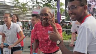 GetActive! Singapore 2019 in 90 seconds
