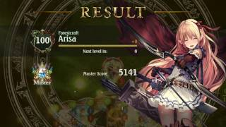 [Shadowverse] 2016 Nov. 17 master daily rank (Hades Fairy) Video