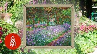 The Gardens Behind Monet's Masterpieces