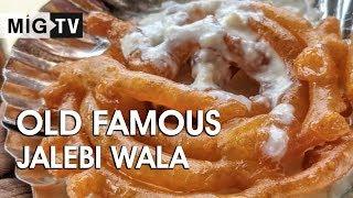 Old Famous Jalebi Wala | New Delhi