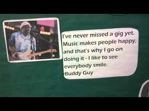 Music Quotes Bulletin Board