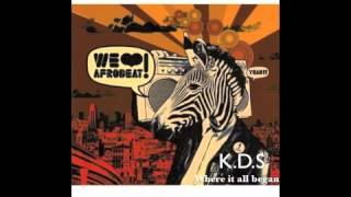 K.D.S - Where it all began (2010)