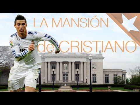 MANSION DE CRISTIANO RONALDO EN MADRID 2017