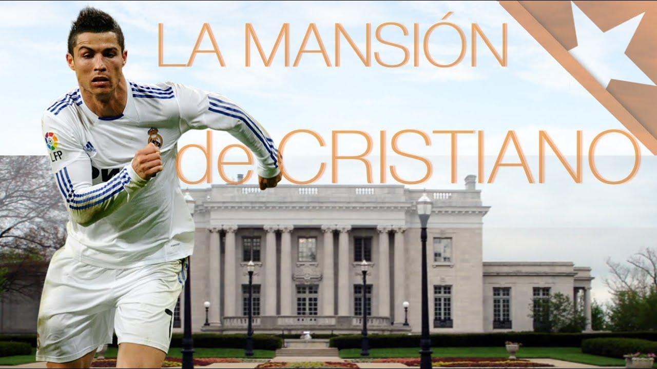 Mansion de cristiano ronaldo en madrid 2017 youtube - Fotos de la casa de cristiano ronaldo ...