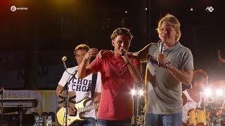 Thomas Berge & Lil' Kleine - Kon ik maar even bij je zijn - De Zomer Voorbij 2015