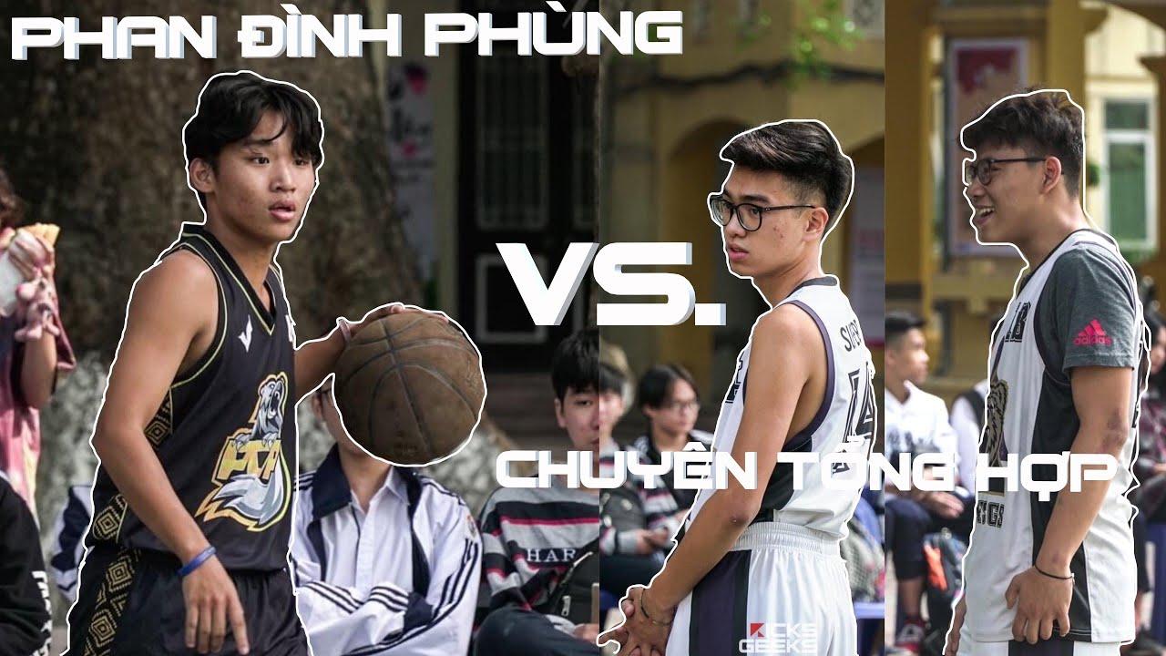 Thế Tôn, Trung Hoàng vs. An Tẩm   Chuyên KHTN @ Phan Đình Phùng   Highschool Elite Tournament