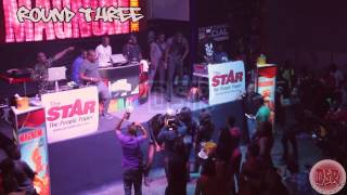 "STAR CelebritY ClasH - 3 ""Skatta Burrell vs Dj Frass"" Famous NightClub DSR UNDERGROUND...2014"