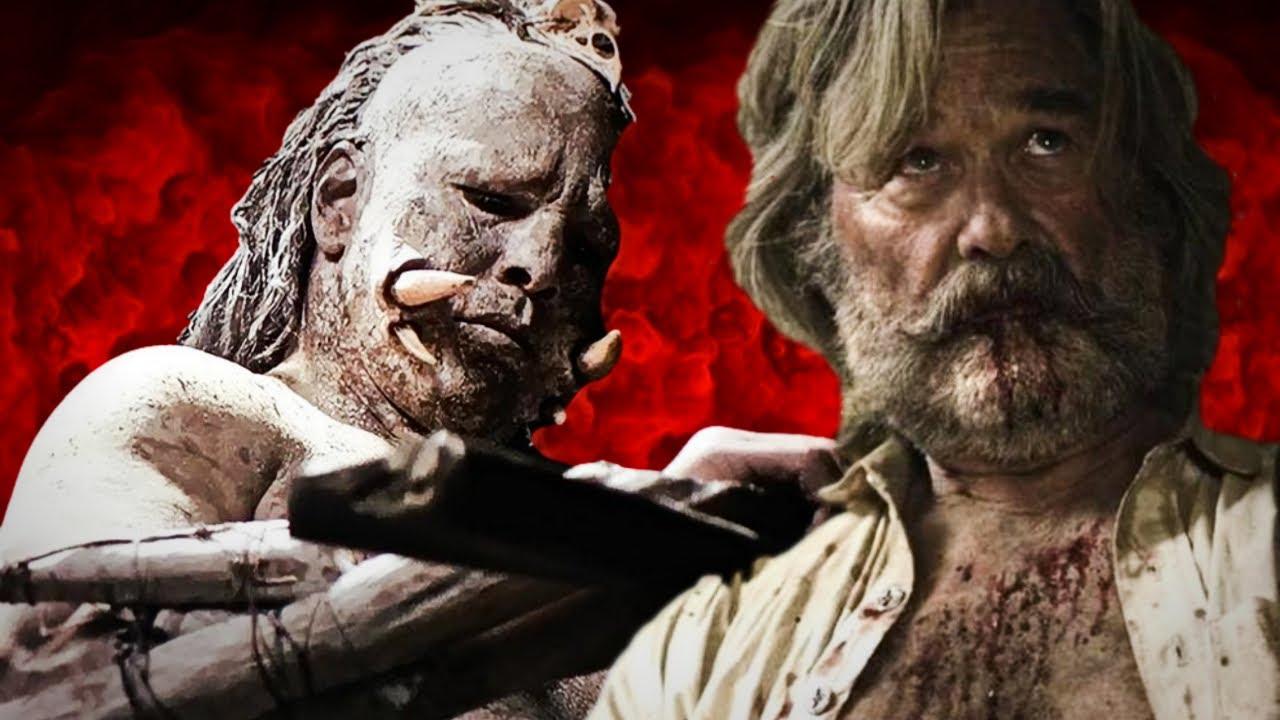Download Bone Tomahawk's Troglodytes - Horrifying Cannibalistic Body Altered Tribal Clans -  Explored