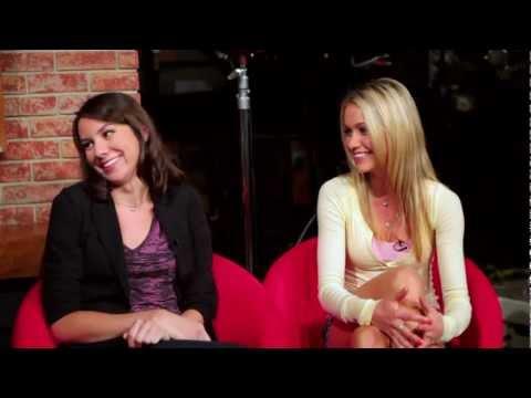 Exclusive Katrina Bowden  30 Rock's Cerie Xerox