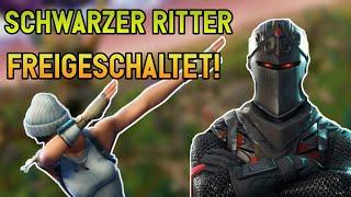 Den SCHWARZEN RITTER Freischalten! (Black Knight) | Fortnite Battle Royale (Deutsch) | IceFresh
