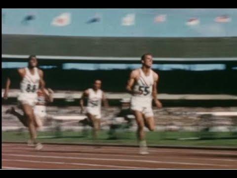 ✘   Melbourne 1956 [Bobby Joe Morrow] 200m (Amateur Footage)