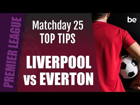 Premier League Betting Odds & Picks: Liverpool vs. Everton ...