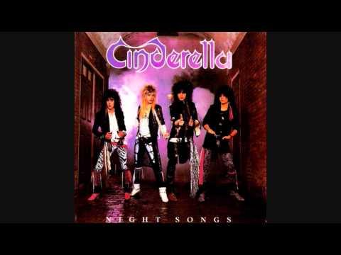 Cinderella Night Songs 1986 Full album
