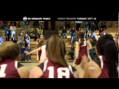 Download No Ordinary Family Series Premiere September 28th Promo