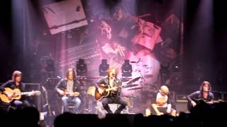 Europe Seven doors hotel acoustic Live Sundsvall 2012 [HD]