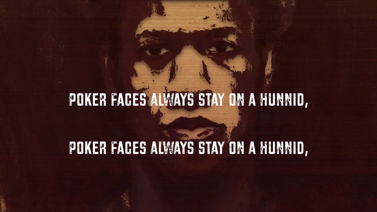 Poker Faces (Lyric Video) - K.Remedy