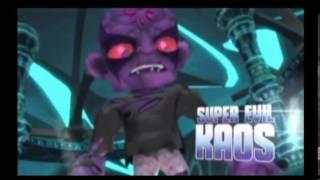 Skylanders SWAP Force - Super Evil Kaos Final Boss Battle ...