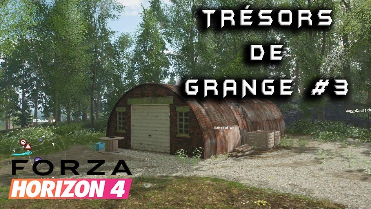 Forza Horizon 4 Tresors De Grange 3 Youtube