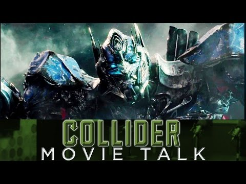 First Transformers: The Last Knight Trailer - Collider Movie Talk