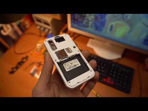 Samsung S5230 замена сим  разъема