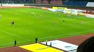 Viktoria Plzeň - 1. FK Příbram - vítězný GÓÓÓÓÓÓÓÓL!!!!!!!!!!!!! 2:1