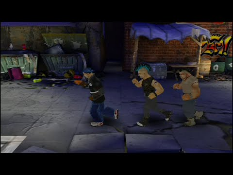 Street Warrior (PS2) - Full Playthrough