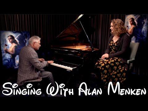 Singing With Alan Menken