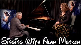 Singing With Alan Menken