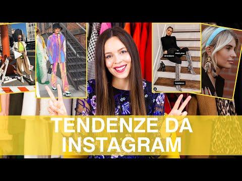 Le tendenze moda 2019 viste su INSTAGRAM che AMERETE o ODIERETE!