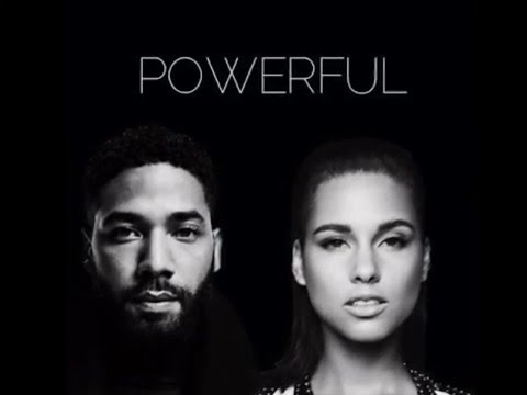 Empire Cast Powerful Ft  Jussie Smollett & Alicia Keys On Repeat 30 Mins