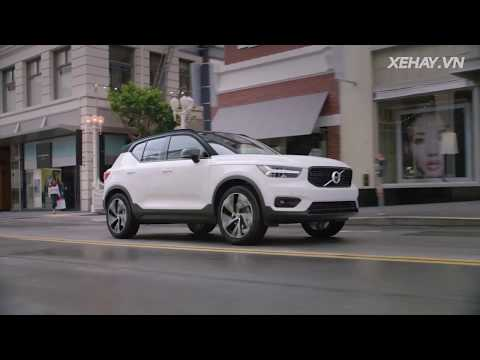 Volvo XC40 hoàn toàn mới giá chỉ 800 triệu VNĐ tại Ý |XEHAY.VN|